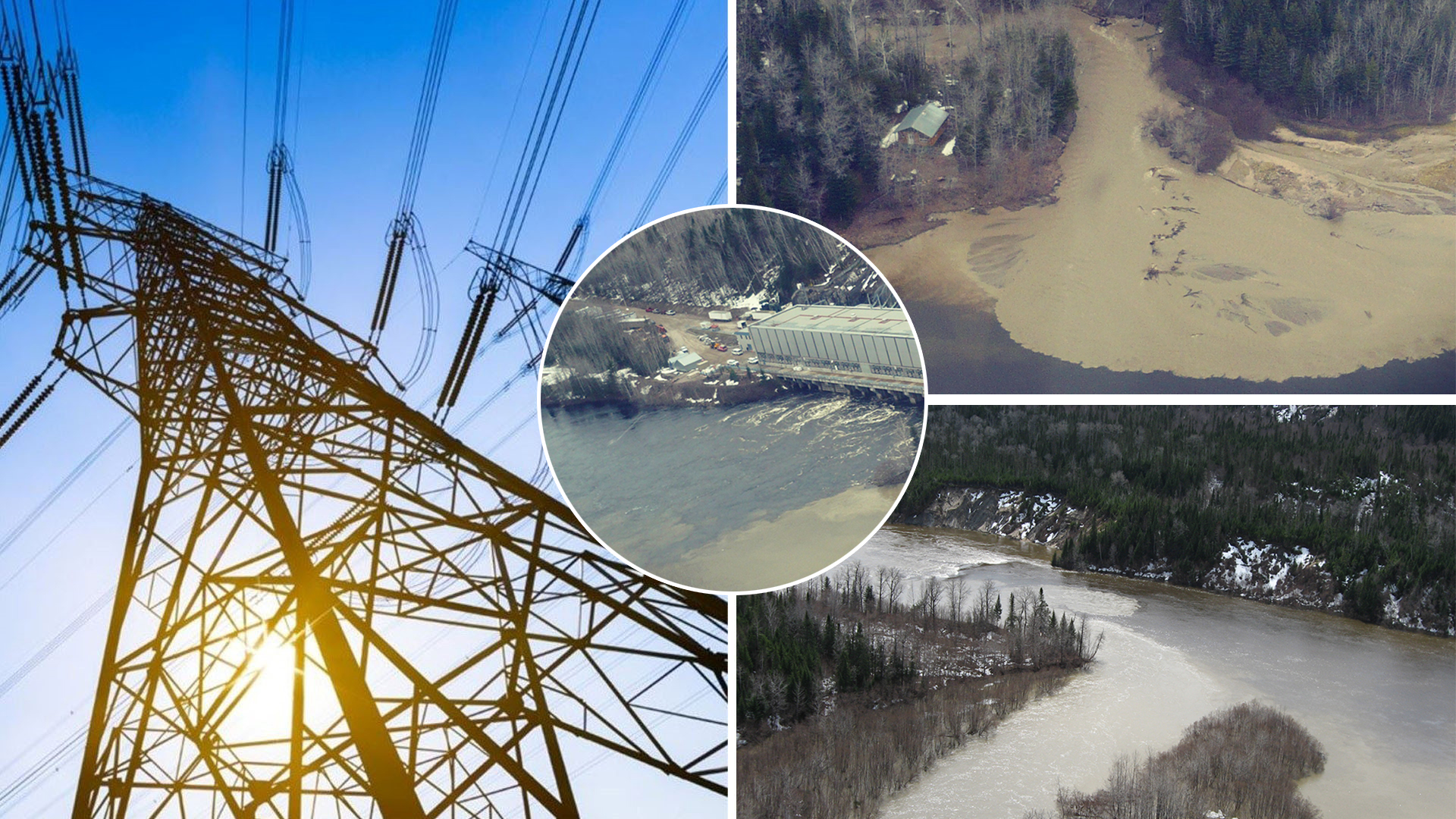 The hidden face of « clean energy » | Opposition to the NECEC | Quebec Hydro Clash