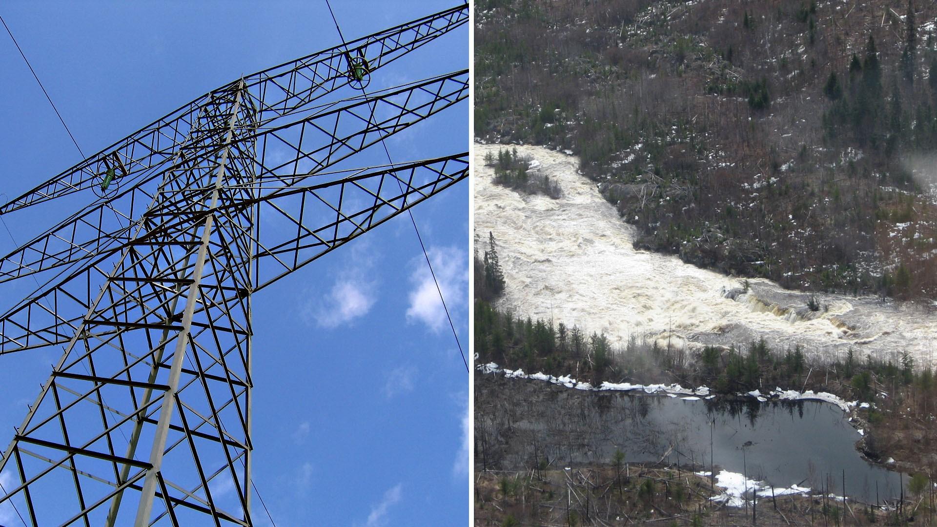 Le prix caché de « l'Énergie propre » | Opposition Hydro-Québec NECEC | Quebec Hydro Clash