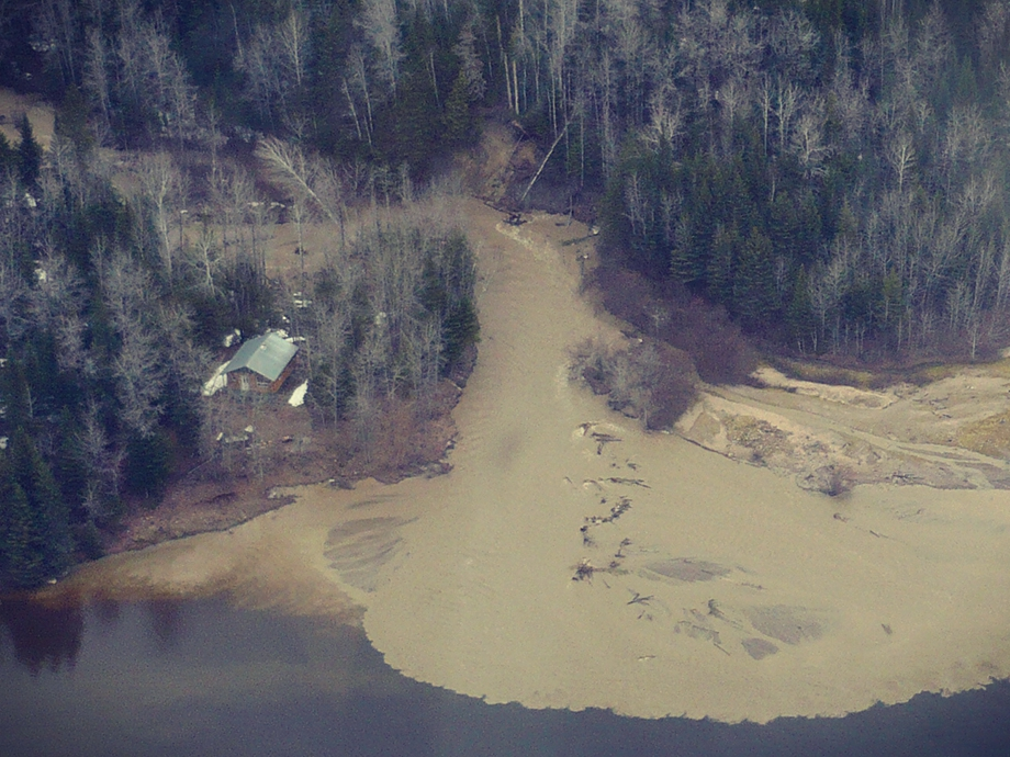 « Clean energy » and the devastation of rivers | Opposition to the NECEC | Quebec Hydro Clash