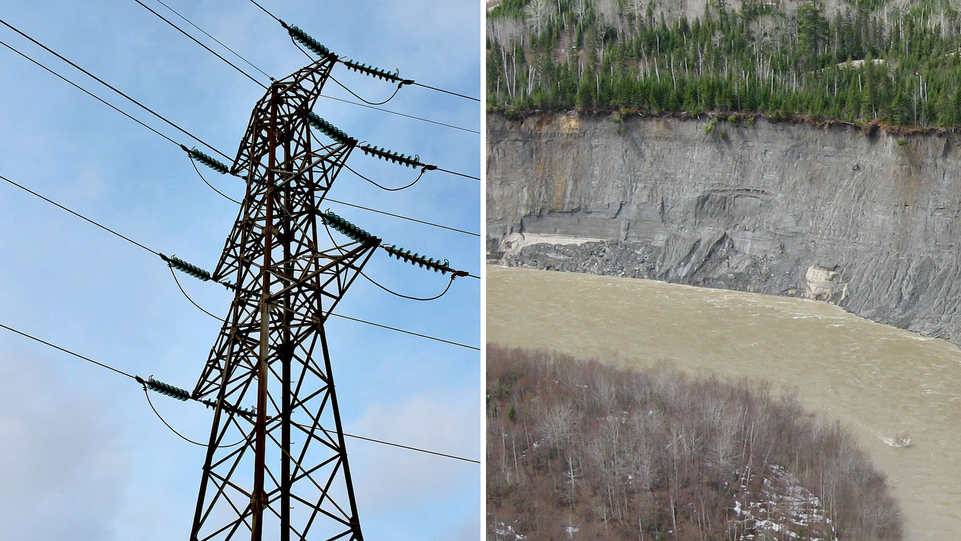 The hidden face of transportation lines | Opposition to the NECEC | Quebec Hydro Clash