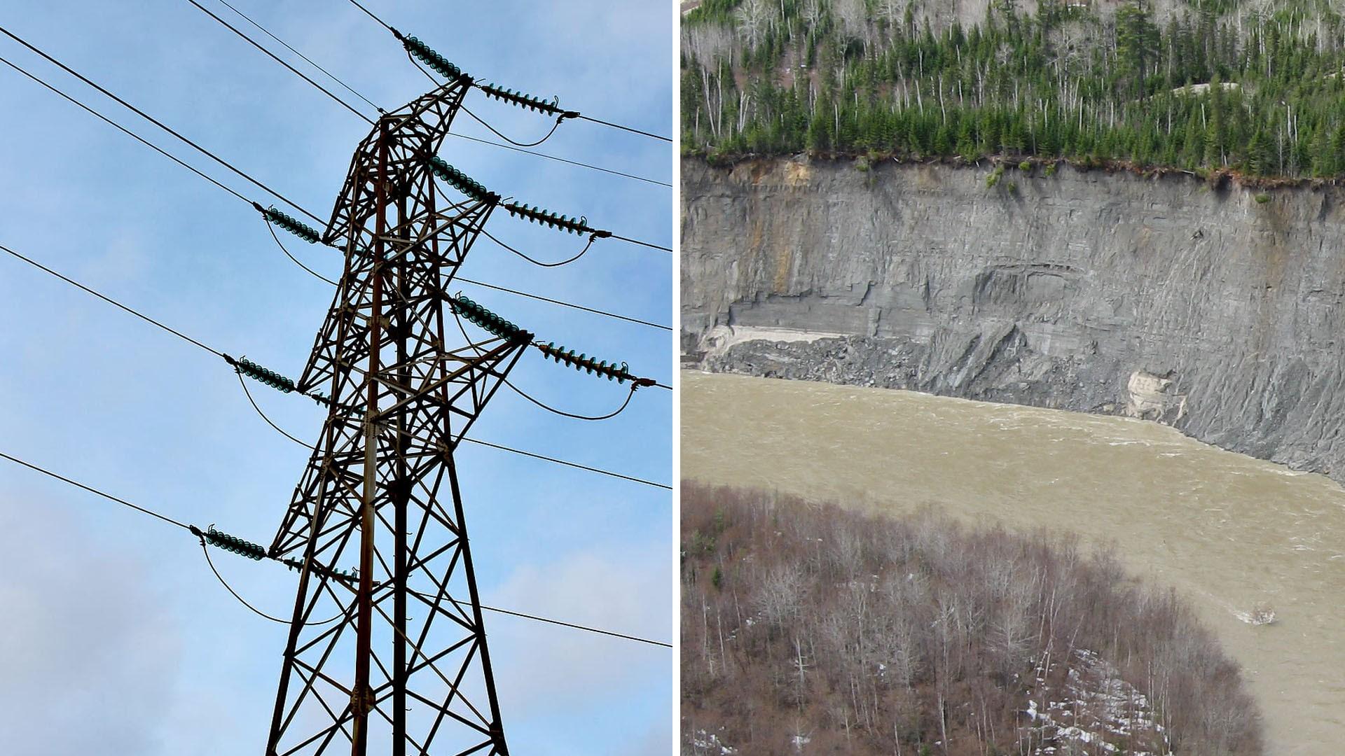La face cachée des lignes de transport | Opposition Hydro-Québec NECEC | Quebec Hydro Clash