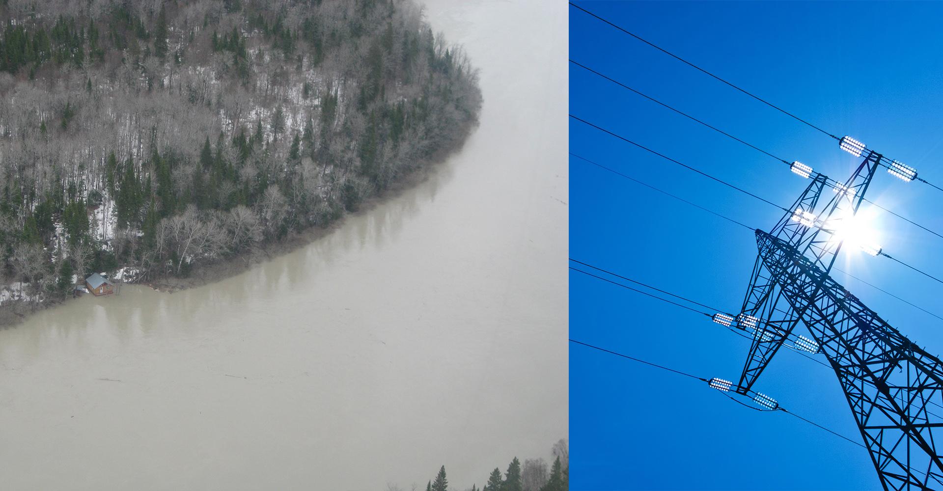 « Énergie propre » et destruction de nos biens | Opposition Hydro-Québec NECEC | Quebec Hydro Clash