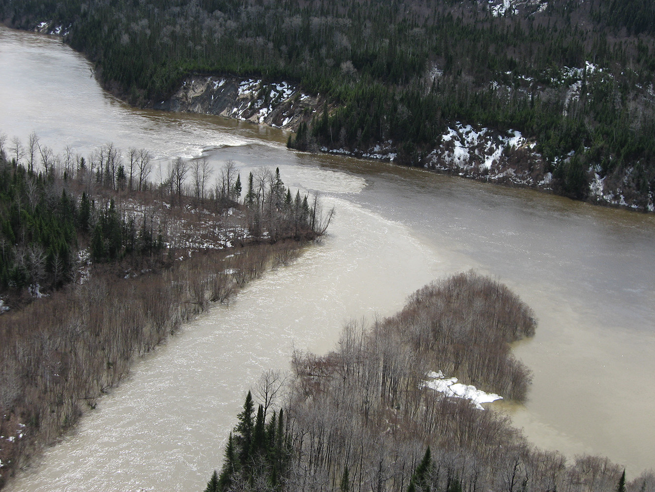 « Énergie propre » et destruction d'habitats | Opposition Hydro-Québec NECEC | Quebec Hydro Clash