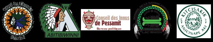 logo Assemblée des premières nations quebec-labrador   Opposition Hydro-Québec NECEC   Quebec Hydro Clash